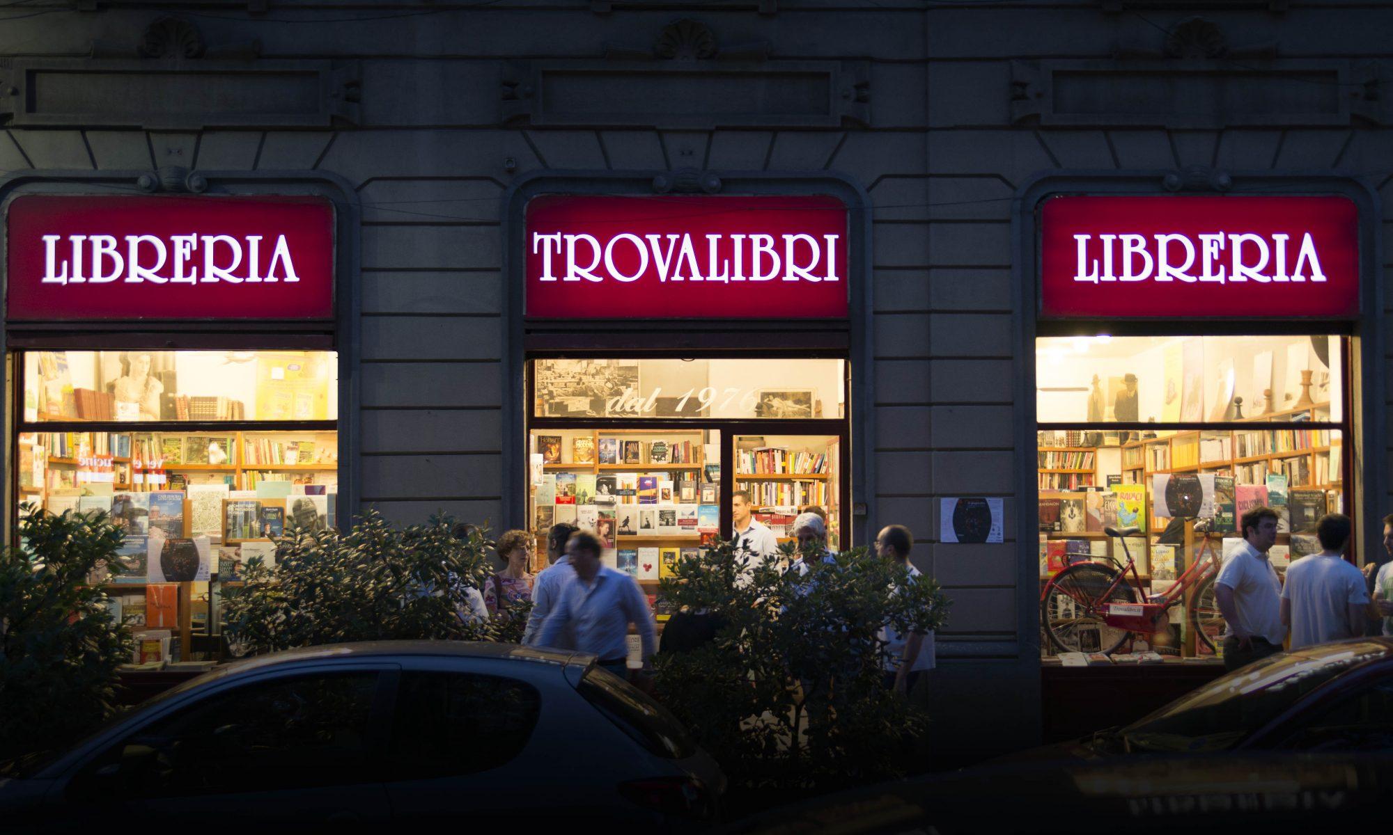 Libreria trovalibri
